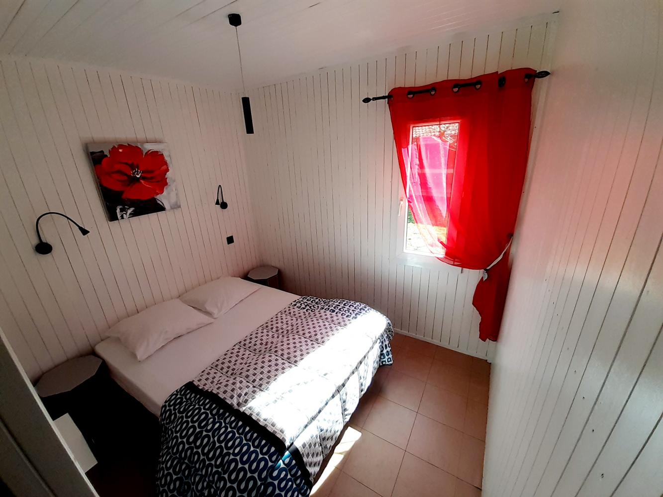 Chambre 1 - Lit en 140